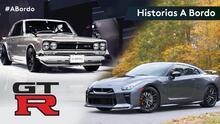 La Historia del Nissan GT-R