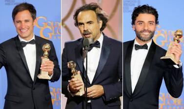 Lo mejor de los Golden Globes 2016