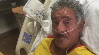 """""""Oí cuando cambió el cartucho"""": hispano narra cómo logró salir con vida del tiroteo pese a los dos disparos que recibió"""