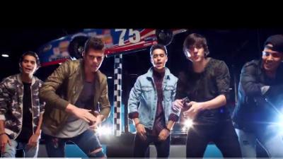 CNCO estrena video de 'Reggaetón Lento', la favorita de Erick Brian Colón
