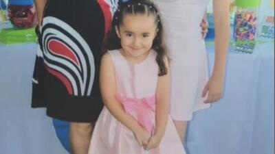 Graban a un padre que secuestró a su hija de 7 años en una escuela de México