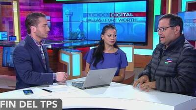 Beneficiarios del TPS buscan alternativas para permanecer en el país