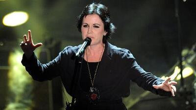 Se apaga la voz de Dolores O'Riordan, la cantante de 'The Cranberries'
