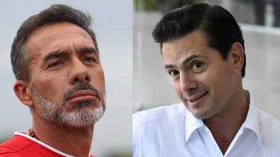 Gustavo Matosas, el excompañero de secundaria de Peña Nieto, que podría ser verdugo del Tri
