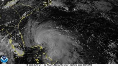 La tormenta Humberto golpea Las Bahamas cuando aún no se recuperan del huracán Dorian