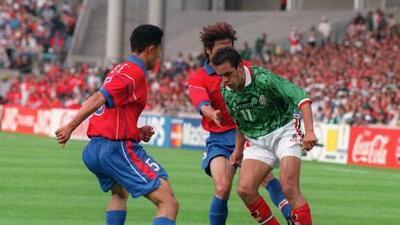 El memorable recuerdo de la 'Cuauhtemiña' ante Corea del Sur hace 20 años