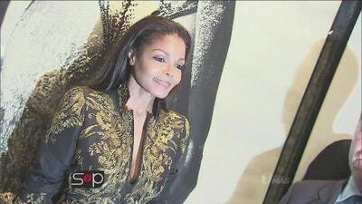 Janet Jackson espera a su primer bebé