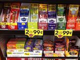Tres compañías de cigarros con sabor demandan a Filadelfia por ley que restringe las ventas a los niños