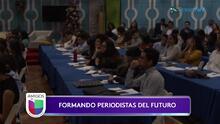 Asociación Nacional de Periodistas Hispanos comparte detalles de su misión y programas que ofrece en su formación de periodistas en EEUU.