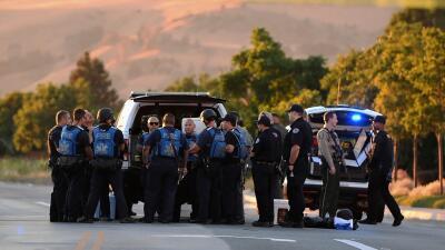 Momentos de caos: un despido fue el causante de un tiroteo que dejó a dos víctimas y al pistolero sin vida