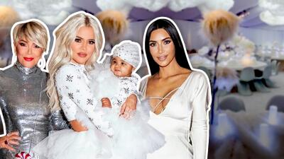 La fiesta navideña del clan Kardashian-Jenner costó medio millón de dólares, estas son las razones