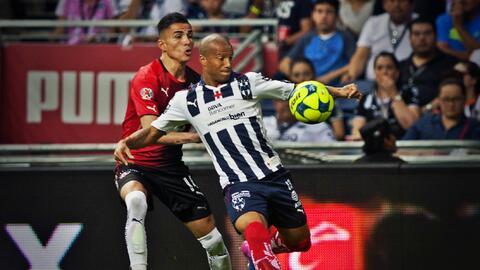 Con gran ventaja para Rayados, así llegan Atlas y Monterrey al duelo de ida por la Liguilla