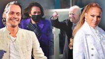 """""""¡Toooma!"""": Marc Anthony se da un gusto con Biden y Harris (de JLo no habló)"""