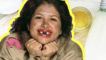 'La Chupitos' se muestra sin maquillaje en este vídeo (y hasta le dan consejos de belleza)