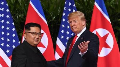 Trump contradice a Bolton: otro polémico tuit del presidente sobre Corea del Norte