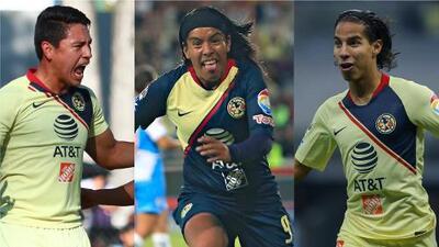 América, finalista en tres categorías de la Liga MX
