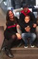 """Neymar y momentos junto a su familia. """"Mis amores"""", escribió."""