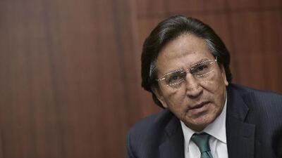¿Preso o en libertad? EEUU decide cómo afrontará el expresidente Toledo su pedido de extradición