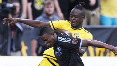 New York City FC logró arrebatarle un punto en su visita a Columbus Crew tras empatar 2-2