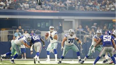 Picks Semana 14: La revancha de los Cowboys ante los Giants