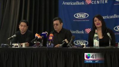 Los Quintanilla a 20 años de perder a Selena