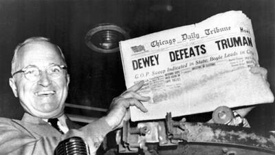 Por qué es muy improbable que fallen las encuestas como dice Trump