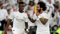 """No la cagues"": La advertencia de Marcelo a Vinicius"