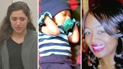 Joven hispana se declara culpable de matar a una madre y su bebé mientras manejaba ebria