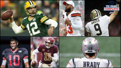 En fotos: los 10 jugadores mejor pagados de la NFL