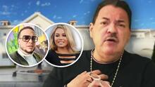"""""""Consíguete una mujer normal"""": Julio Preciado advirtió a Lorenzo Méndez antes de casarse con Chiquis"""