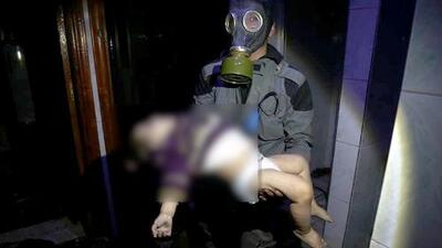 Lo que se sabe del supuesto ataque con armas químicas en Siria