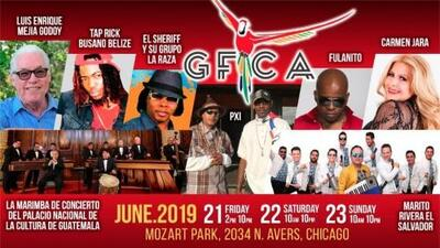 Gran Festival Centroamericano en Chicago, un evento para toda la familia