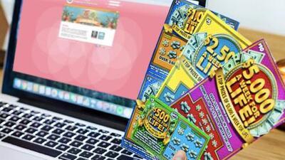 Compra el raspadito de la lotería de Florida por $5 y gana premio de más de $2 millones