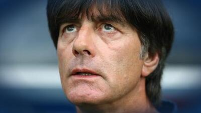 El técnico de Alemania alabó al Tri y admitió que no quería enfrentar a México