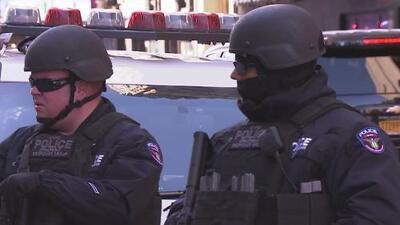 Máxima alerta en Time Square: Autoridades revelan plan de seguridad para celebración de fin de año