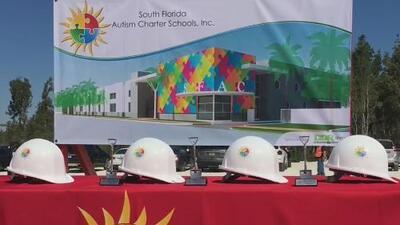 Construirán una escuela charter para niños y jóvenes autistas en Hialeah