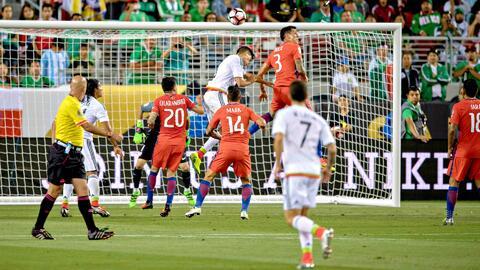 ¿Quiénes quedan del Chile que venció a México 7-0?