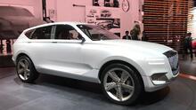 Nueva York 2017: Con la GV80 Fuel Cell Concept Genesis debuta en el segmento de las SUV