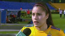 Jacqueline Ovalle: gol, victoria y mensaje especial para Nayeli Rangel