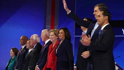 ¿Quién ganó y quién perdió en el tercer debate demócrata? Esto es lo que dicen los analistas