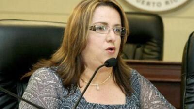 """""""Van a seguir persiguiendome me a mi por yo ser PNP"""": Lourdes Ramos alega que articulo sobre su disputa de pensión es un encargo político"""