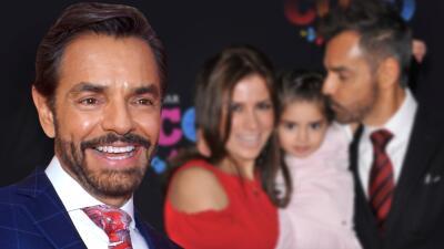 Solo tiene 4 años, pero Eugenio Derbez está convencido de que Aitana será cantante o actriz