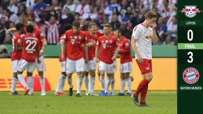 El Bayern Múnich hace doblete: Ganó la Bundesliga y también se lleva la Pokal