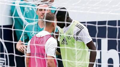¡Hay tiro! Kimmich y Rüdiger se pelearon en concentración de Alemania