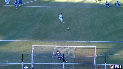 Carlos Vela la manda a guardar con un excelso cobro de tiro penal, NY City 2-2 LAFC