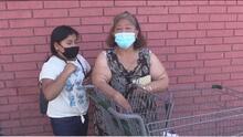 """""""Se escucha de todo incluso que se convertirán en hombre lobo"""" : Comunidades latinas de escasos recursos  aún no  se vacunan masivamente."""