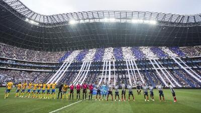 Rayados y Tigres buscan curar sus males en la Liga de Campeones de Concacaf