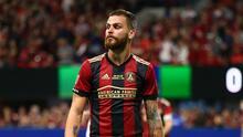 Ya en la 'era Frank de Boer', Leandro González Pirez se prepara para un exigente 2019 con Atlanta