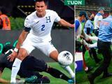 Denil Maldonado se puede perder Tokyo 2020 por lesión contra México