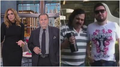 """""""De muy mal gusto"""": Lili y Raúl indignados por el video de Roberto Tapia con un imitador de Pablo Escobar"""